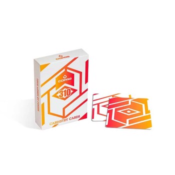 Copag 310 Cardistry Alpha Orange