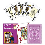 Modiano Poker Cristallo Lilla, Jumbo