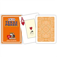 Modiano Texas Poker Hold'em - Orange