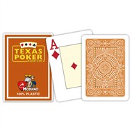 Modiano Texas Poker Hold'em - Brun