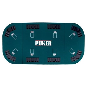 Poker Tabletop til 8 spillere