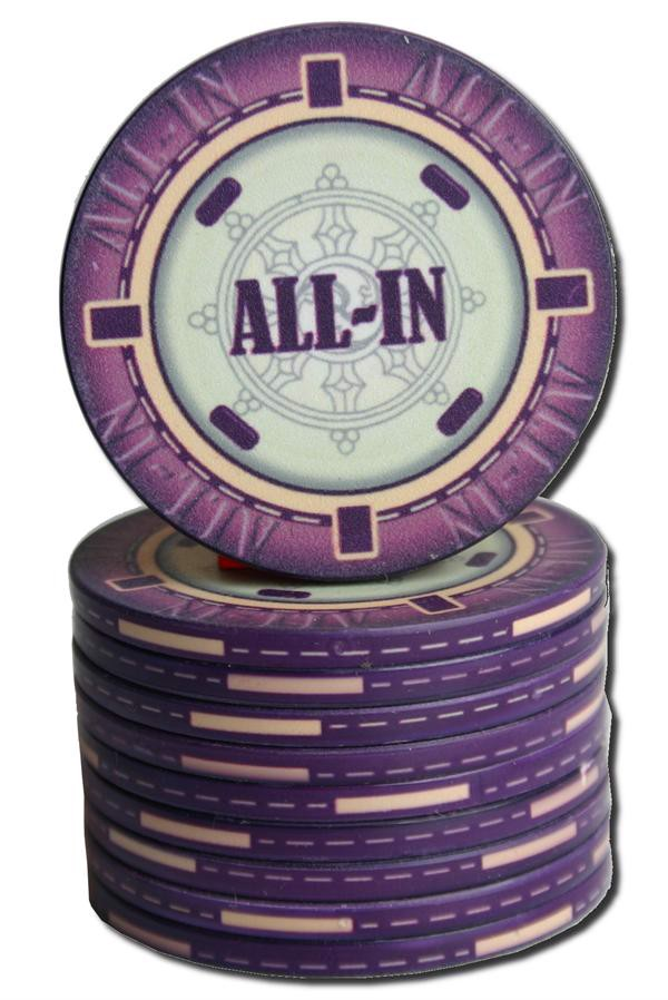 All-In Button