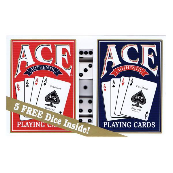 Cartamundi, Ace Authentic Double Deck