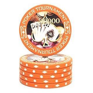 Clay Tournament Orange $10.000