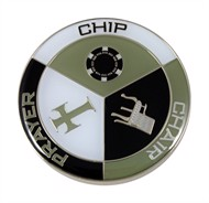 Chip Chair Prayer Poker Weight