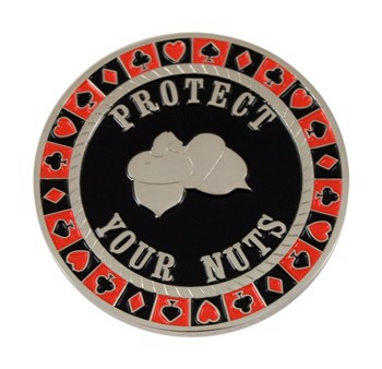 Protect Your Nuts Poker Weight