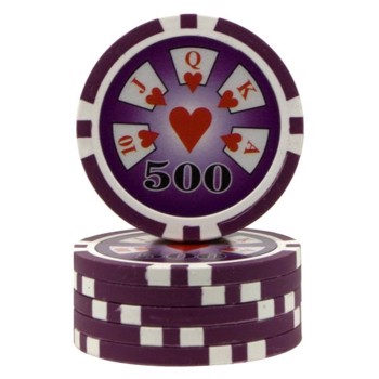 Royal Flush Lilla 500