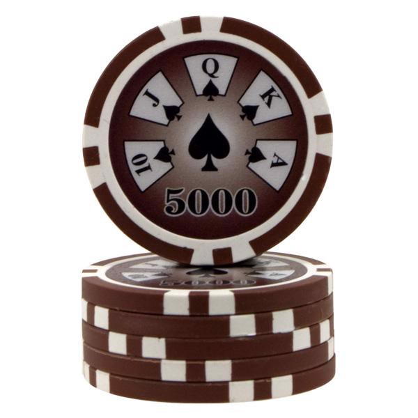 Royal Flush Brun 5000