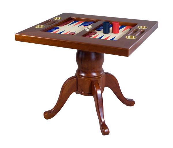 Backgammon Table Top (uden ben)