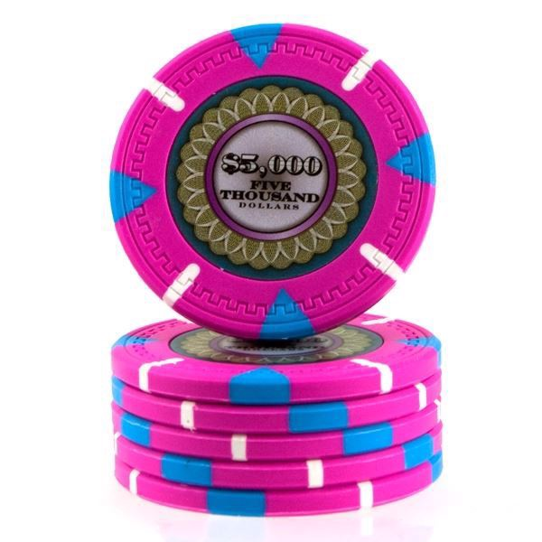 The Mint 13,5 gram $5000 Pink