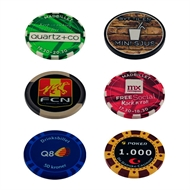 Personlige Keramiske Pokerchips