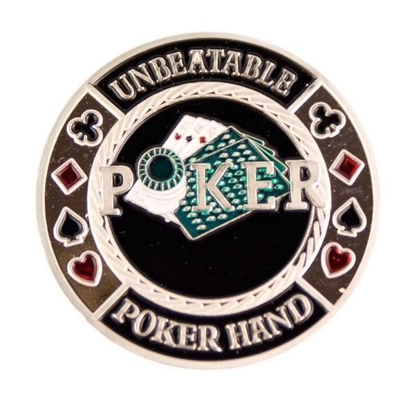 Unbeatable Poker Hand Card Guard