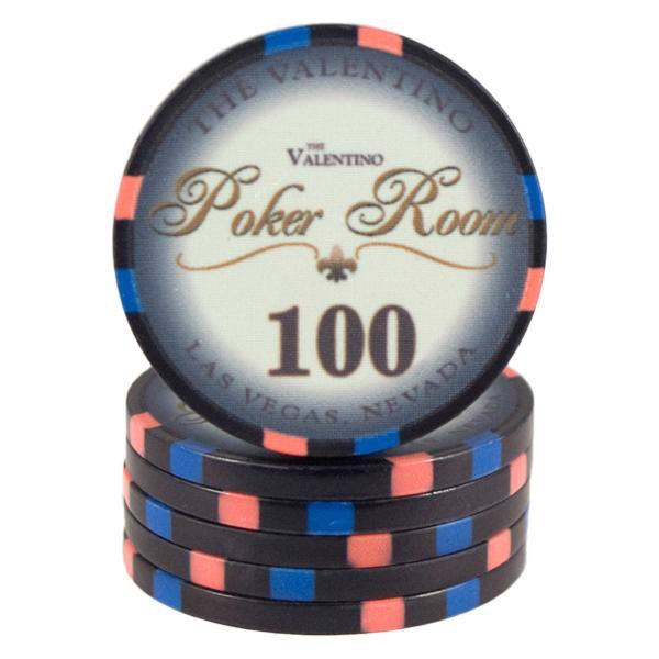 Valentino Poker Room Sort 100